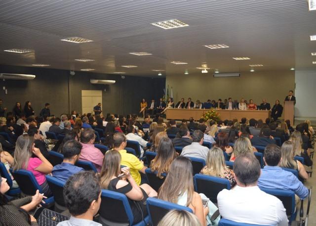 Solenidade marca posse da nova diretoria da OAB de Picos