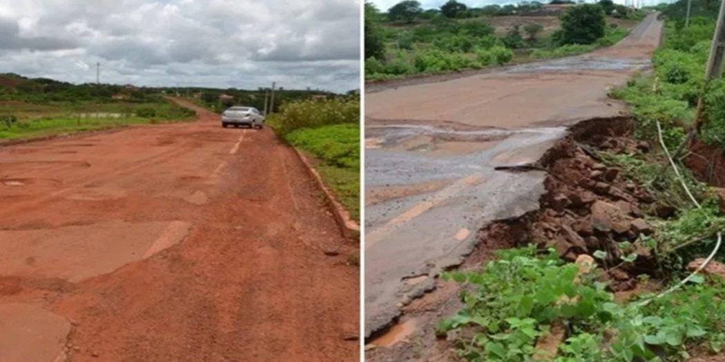 TJ derruba bloqueio de R$ 10 milhões do governo para a PI-245 que liga Itainópolis a Picos