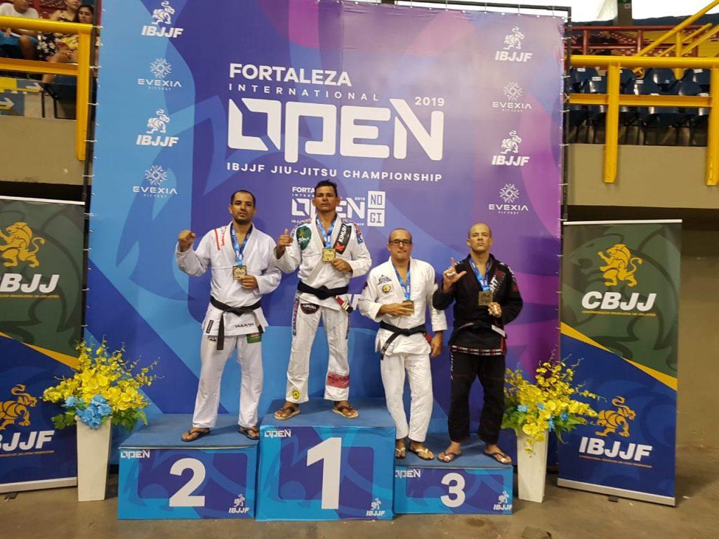 Picos conquista três medalhas de prata no Jiu-Jitsu