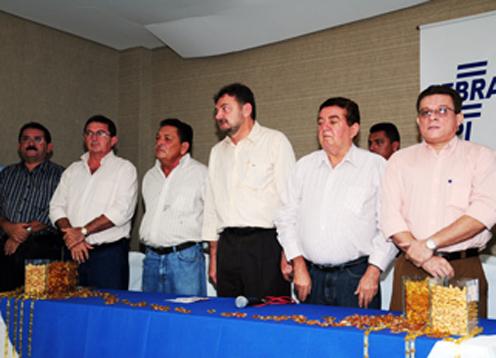 Autoridades lançam o Cajufestmel em Picos