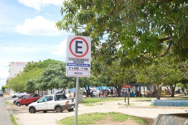 Secretaria de Trânsito de Picos amplia Zona Azul
