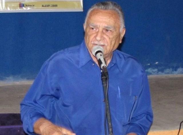 Poeta e jornalista Hardi Filho morre aos 81 anos em Teresina