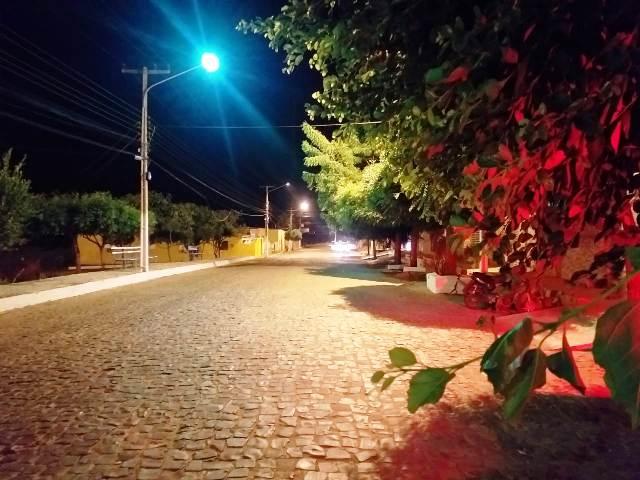 Prefeitura de Itainópolis investe em melhoria da iluminação pública em diversos pontos da cidade