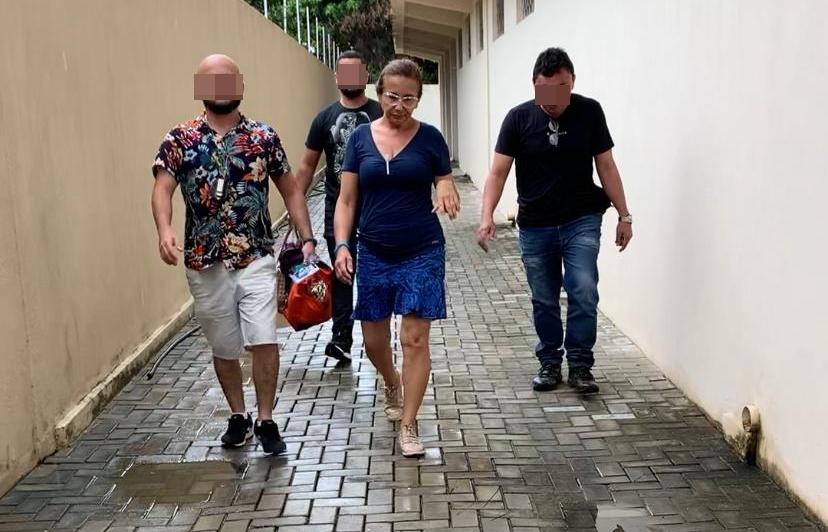 Acusada de mandar matar Epaminondas Coutinho é presa no Ceará