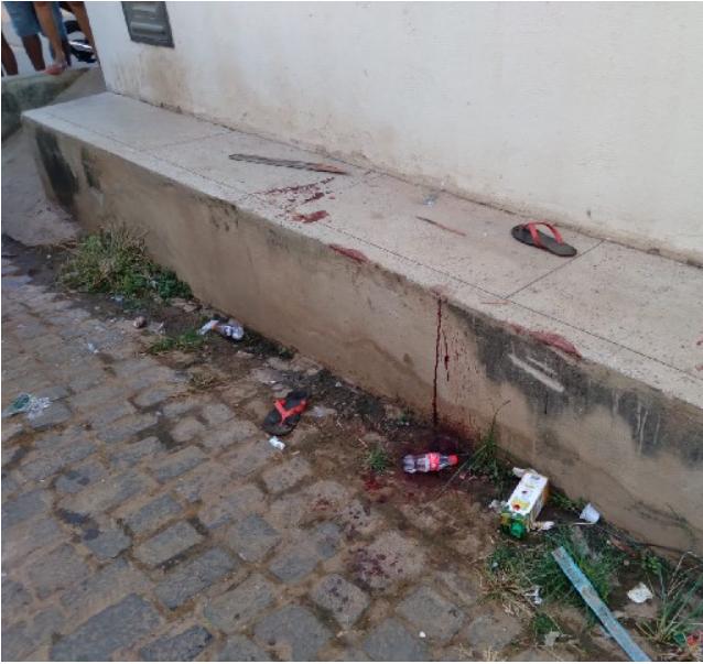 Homem é encontrado gravemente ferido no bairro Bomba em Picos