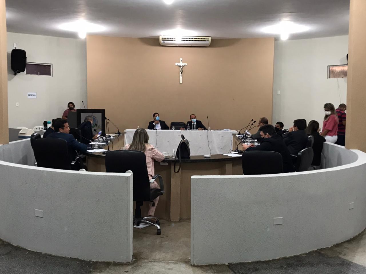 Presidente da Câmara de Picos faz avaliação positiva da primeira sessão do ano