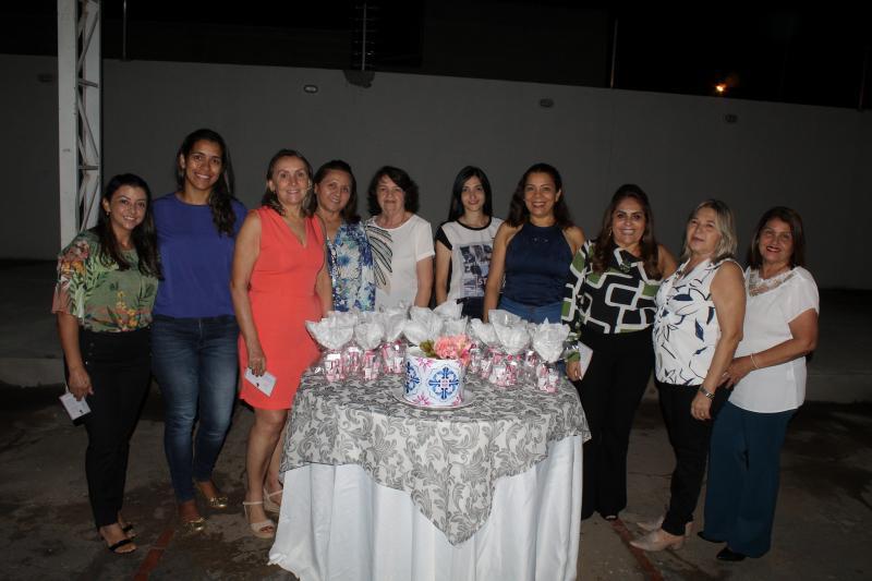 Rotary Clube de Picos realiza jantar em homenagem a passagem do Dia internacional da Mulher