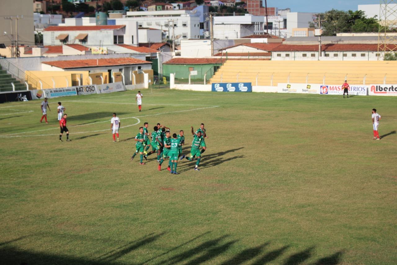 Em casa, SEP goleia o Piauí por 5 a 0 e assume liderança do Campeonato Piauiense de Futebol