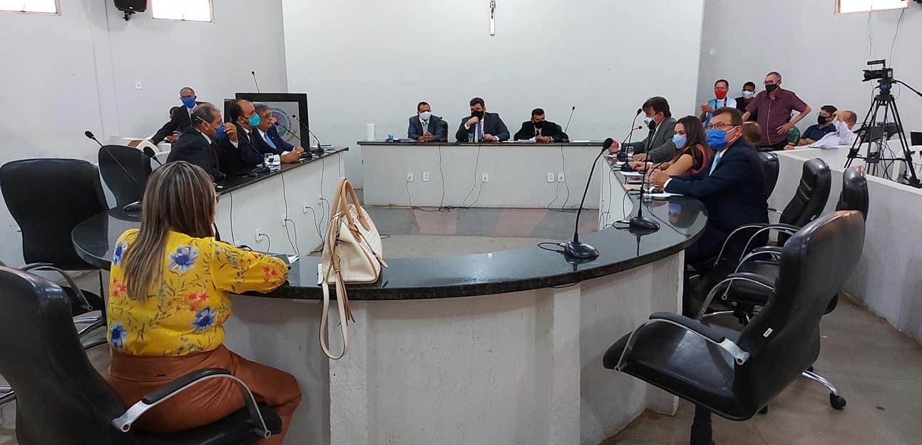 Projeto que prorroga adicional de insalubridade para os servidores da saúde é aprovado pela Câmara Municipal de Picos