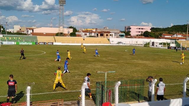 Copa do Brasil: SEP enfrenta hoje o Boavista – RJ no Estádio Helvídio Nunes de Barros, em Picos