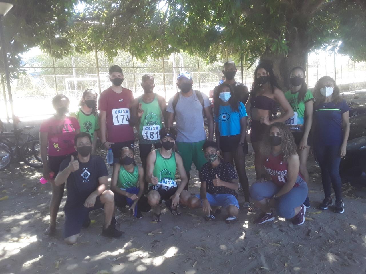 Projeto Semear conquista 22 medalhas em campeonatos de atletismo