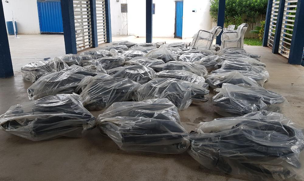 Rotary Club de Picos cria banco de cadeiras de rodas