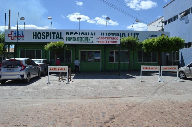 Hospital Regional Justino Luz registra mais dois óbitos por covid-19