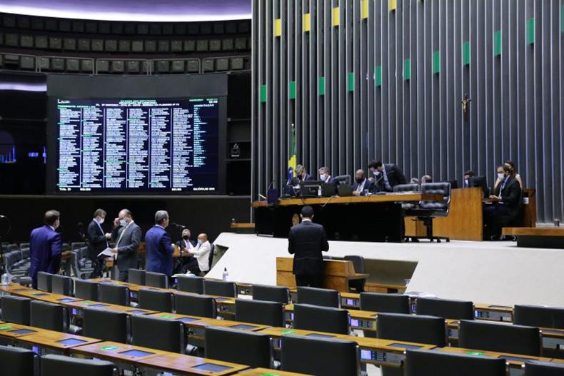 Câmara aprova texto-base do projeto de quase 900 artigos que muda toda a lei eleitoral