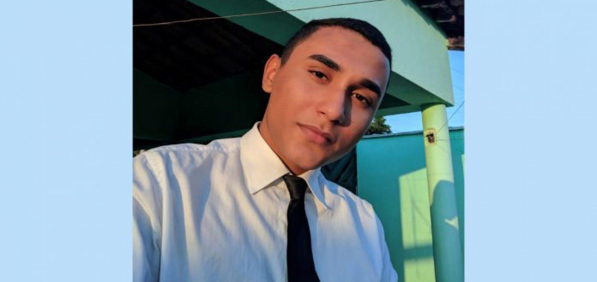 Jovem de São Julião é vencedor no concurso de vídeo da Câmara dos Deputados. Veja!