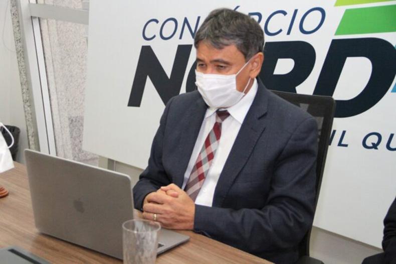 Governador articula doses da vacina Sputnik V para uso emergencial no Piauí