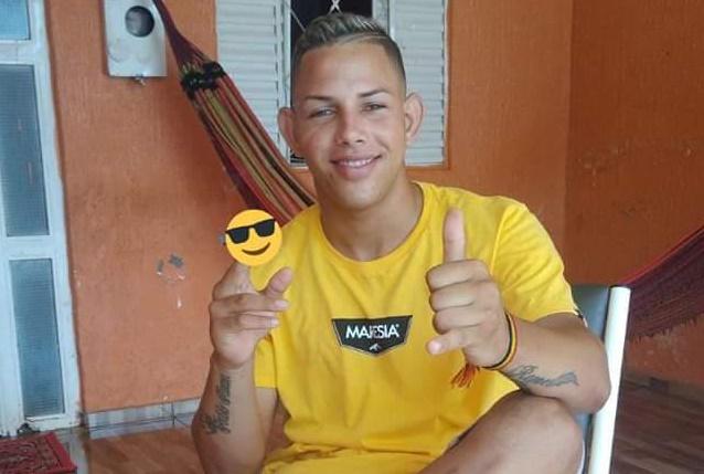 Jovem é assassinado no bairro Parque de Exposição