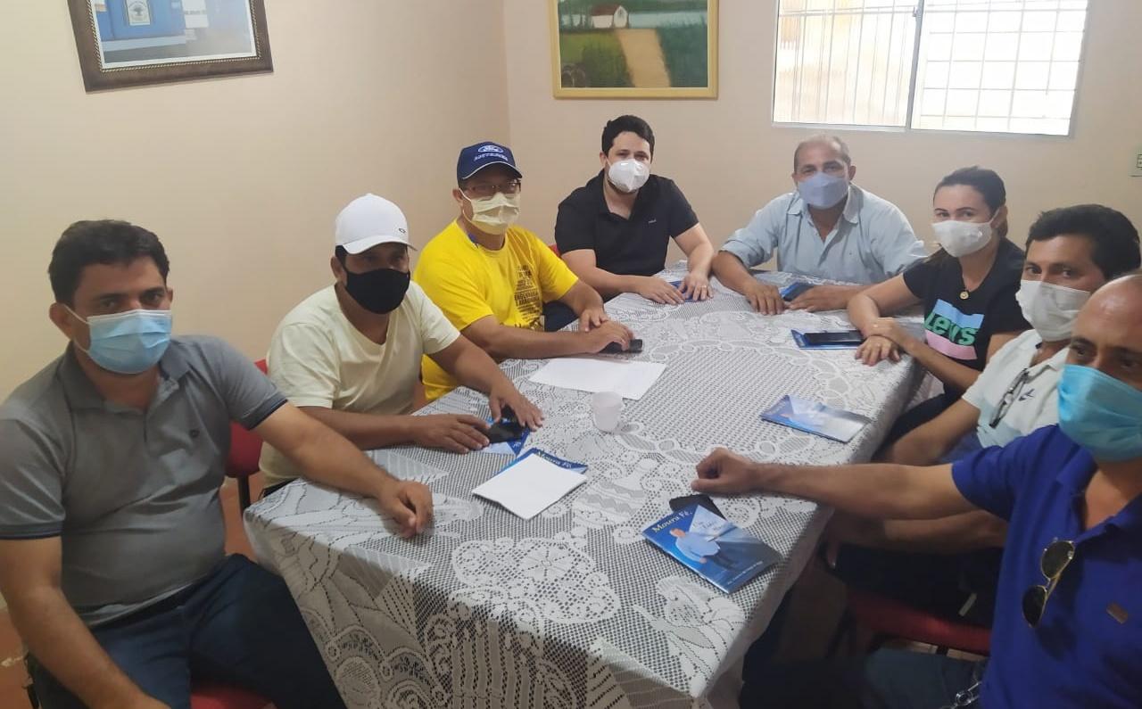 Grupo da situação escolhe Chaguinha para disputar presidência da Câmara