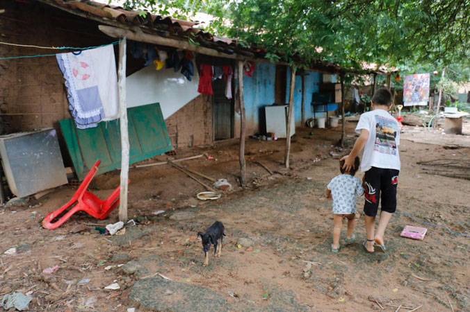 Observatório: 70% das crianças de 0 a 5 anos vivem em situação de pobreza no Piauí