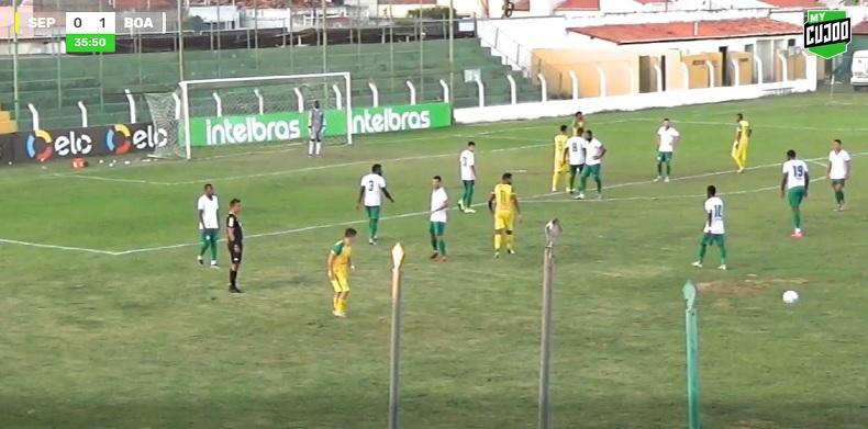 Picos perde para Boavista-RJ e está eliminado da Copa do Brasil