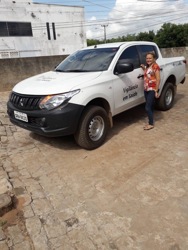 Nerinho viabiliza veículo para 9ª. Regional de Saúde