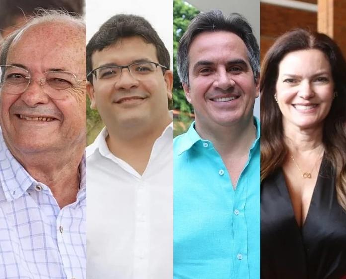 Amostragem: Sílvio Mendes lidera e Rafael Fonteles é quem mais cresce