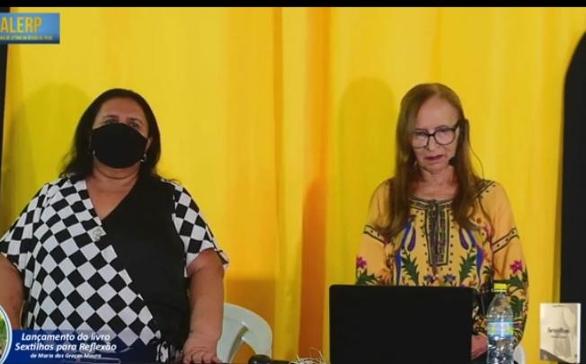 Psicóloga Graça Moura lança livro sobre 'Sextilhas para Reflexão'