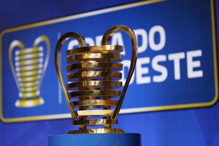 Com River e Fluminense, sorteio Pré-Copa do Nordeste acontece nesta quinta-feira