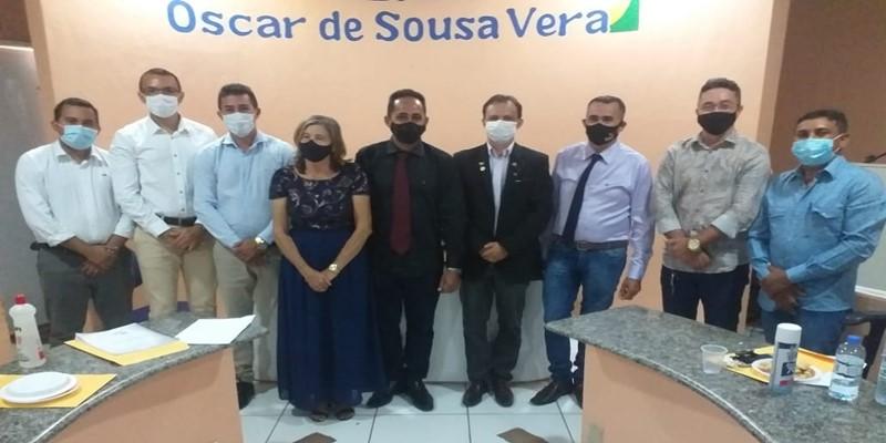 Itainópolis: Câmara Municipal realiza sessão de abertura dos trabalhos legislativo