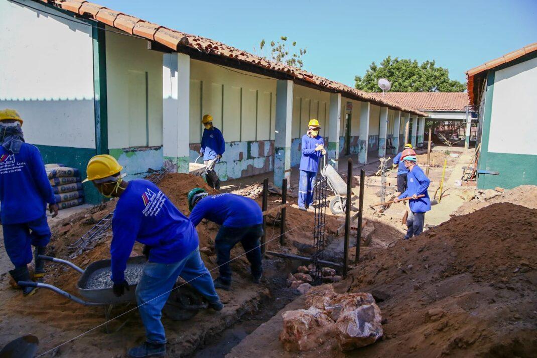 Wellington Dias autoriza R$ 7 milhões em obras no sul do Piauí