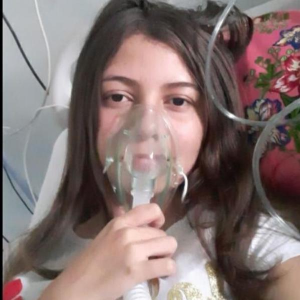 Família faz campanha beneficente para jovem santanense com Cardiopatia Congênita; saiba como ajudar