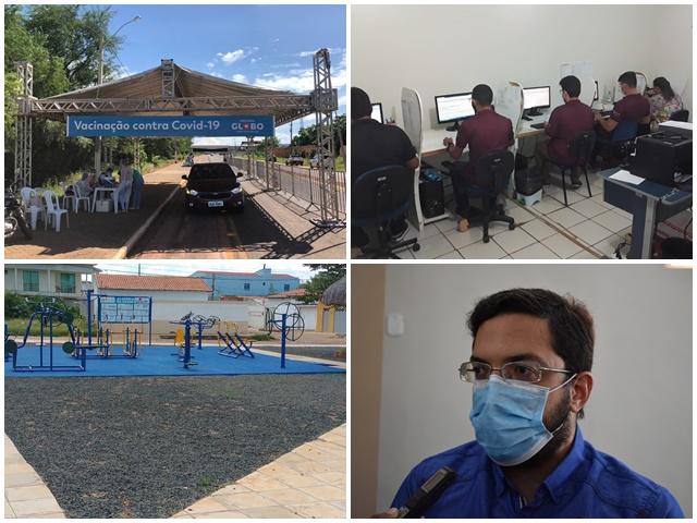100 DIAS DE GESTÃO: SMS ampliou Postos de Vacinação, zerou filas na Central de Marcação e instalou Academias de Saúde