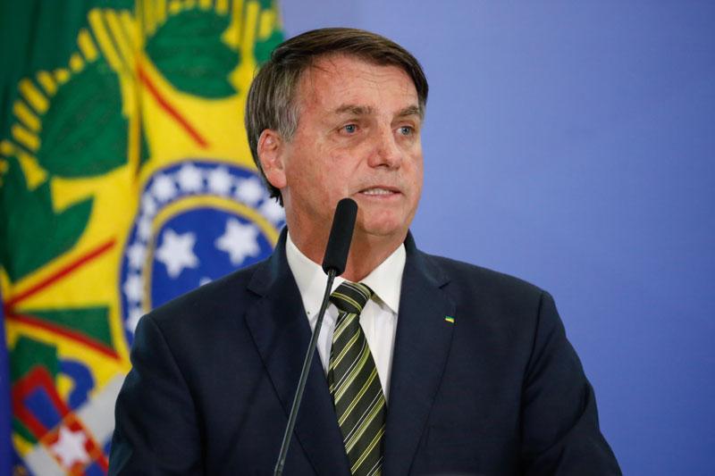 Bolsonaro indica André Mendonça para vaga no STF