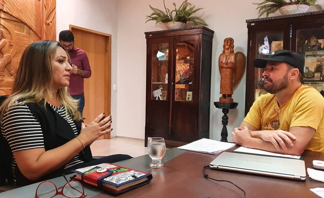 Teatro de Picos recebe emenda da Deputada Rejane Dias