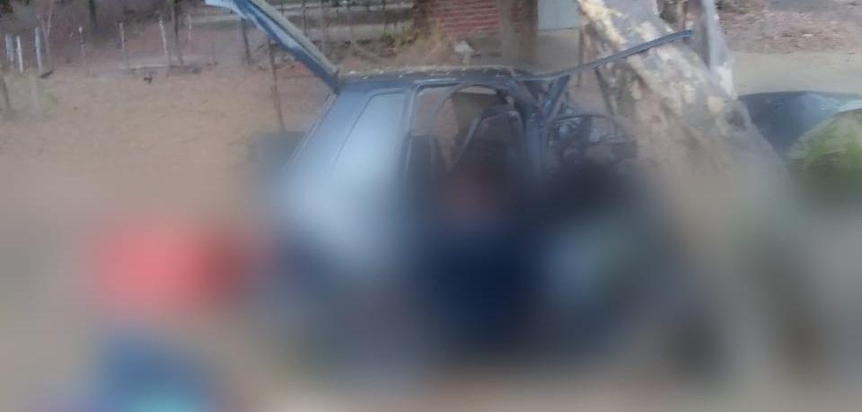 Grave colisão deixa três pessoas mortas na BR-316 no interior do Piauí