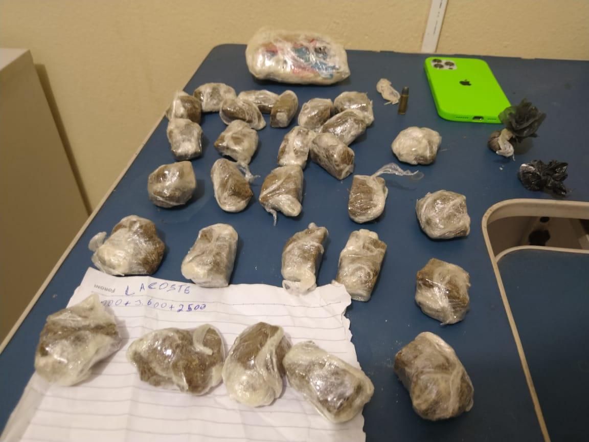 Polícia Civil deflagra 'Operação Franquia' contra o tráfico de drogas na região do Vale do Canindé