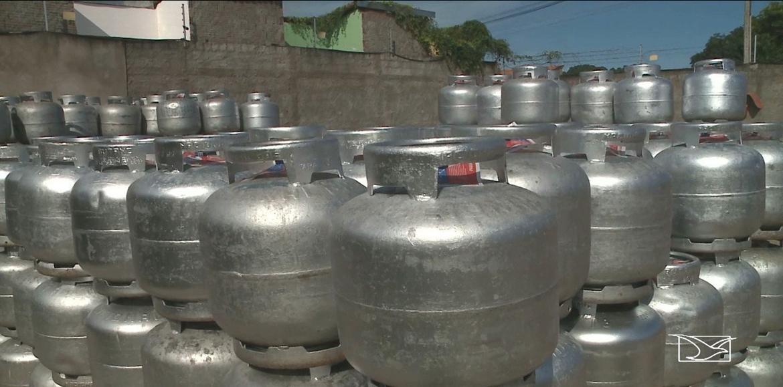 Botijão de gás poderá custar R$ 150 este ano
