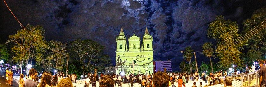 Wellington Dias lança projeto Natal de Sonho e Luz no Centro de Teresina