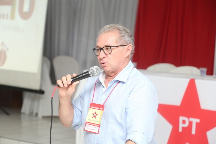 Assis Carvalho é internado na UPA de Oeiras após sofrer infarto