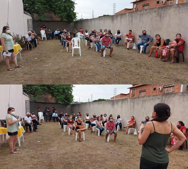 Servidores Municipais de Picos debatem ações sobre salários atrasados deixados pelo ex-prefeito Walmir Lima