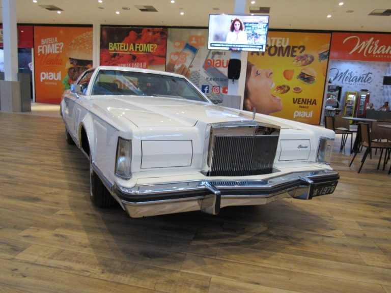 2º Exposição de Carros Antigos acontece neste final de semana no Piauí Shopping