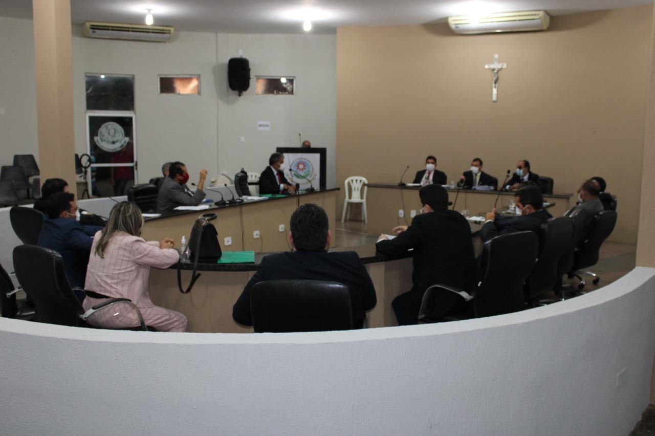 Câmara Municipal de Picos aprova 18 requerimentos na sessão desta quinta-feira (11)