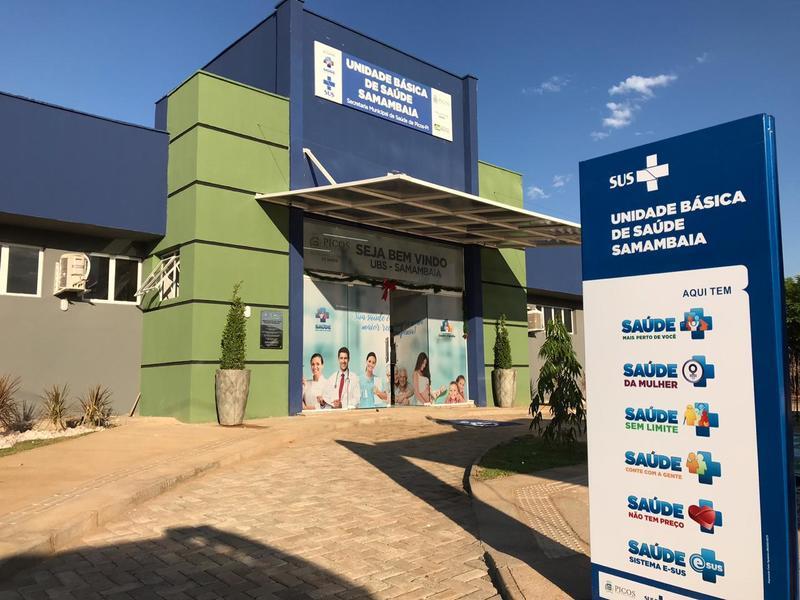 Prefeitura de Picos inaugura 29 obras de UBS's em cinco anos