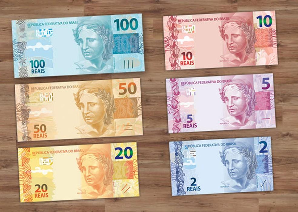 Nota de R$ 200: lobo-guará tinha sido terceiro colocado em pesquisa feita pelo Banco Central em 2001