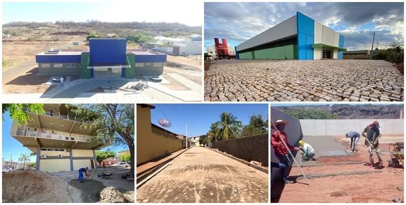 Obras de infraestrutura serão entregues até o final de dezembro, diz Secretário de Obras de Picos