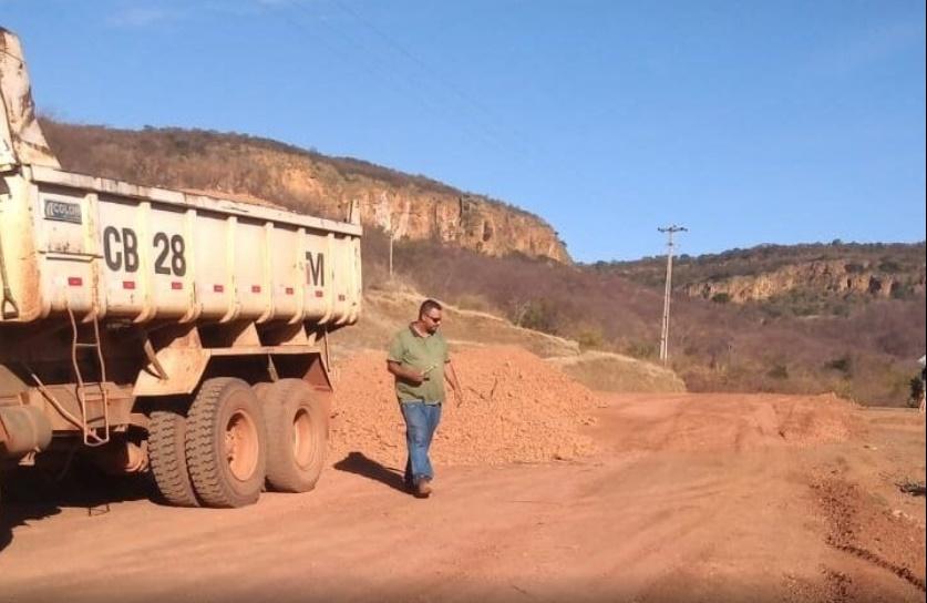 Governo retoma obras da rodovia da Chapada do Mocambo, em Picos