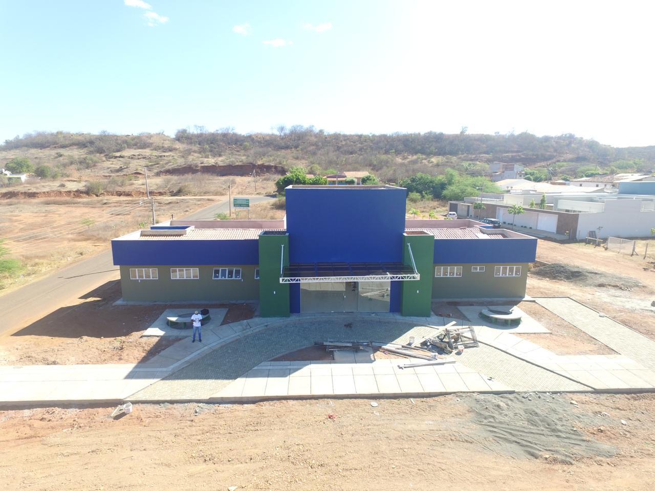 Inauguração da Unidade Básica de Saúde do bairro Emaús é adiada