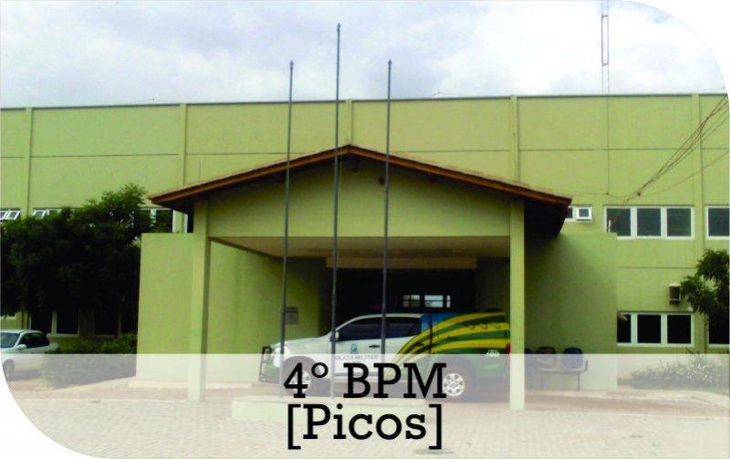 4º BPM de Picos promove campanha 'Natal Solidário'