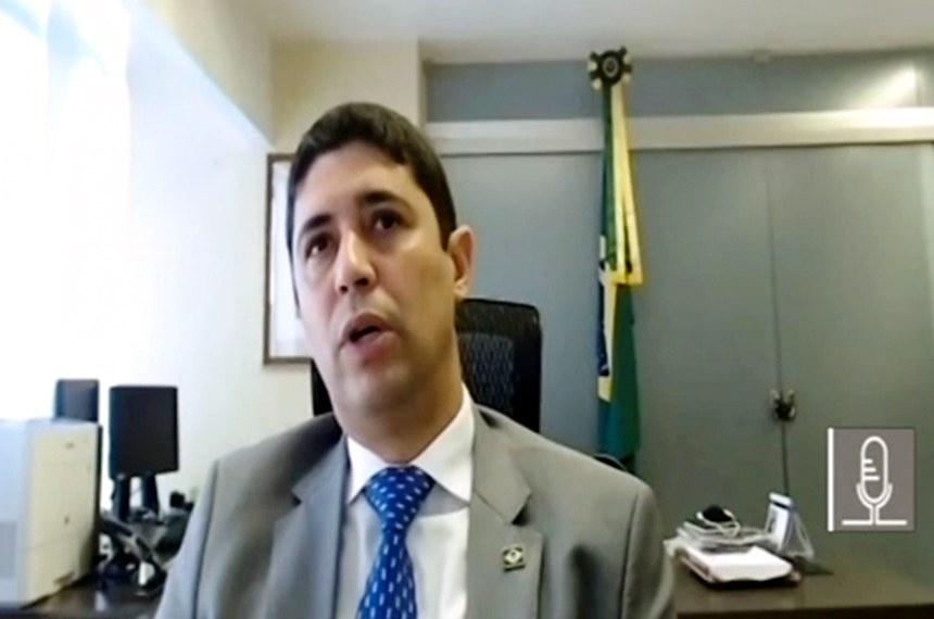Ministro da CGU defende aumento da produção de cloroquina  Fonte: Agência Senado
