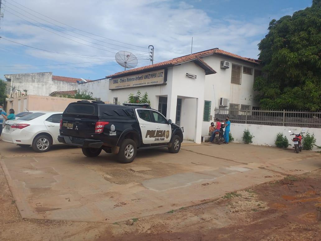 Profissional de Saúde é assassinado dentro de maternidade em Picos